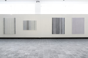 view into the exposition, accompanying exhibition – Jitka Svobodová: 4 and a Half Series (2010-2017)