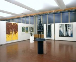 pohled do expozice, Dům umění